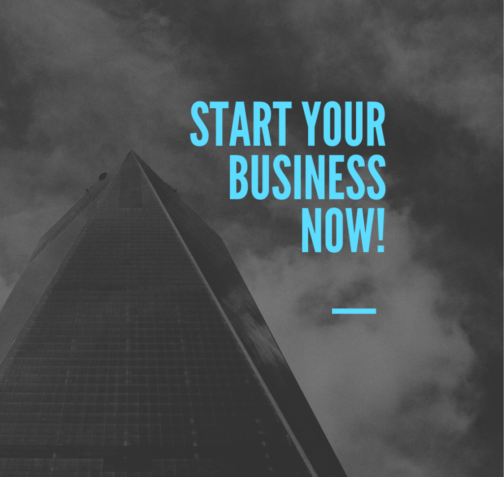 How To Start Any Business